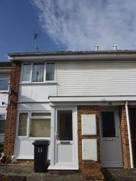 Thumbnail 1 bed flat to rent in Moorhen Way, Bognor Regis