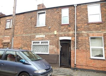 Thumbnail 2 bed terraced house to rent in High Street, Gainsborough
