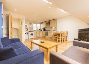 Thumbnail 1 bedroom flat to rent in Hubert Grove, Clapham, London