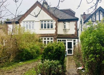 Thumbnail 4 bedroom semi-detached house to rent in Brighton Road, Purley