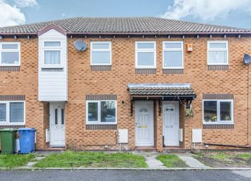 Thumbnail 2 bedroom terraced house to rent in Holdenby Close, Retford