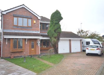Thumbnail 4 bed detached house for sale in Lowfield Road, Blackpool