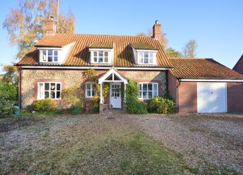 Thumbnail 4 bed detached house for sale in Eastgate Street, North Elmham, Dereham