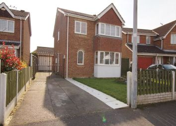 Thumbnail 4 bed detached house for sale in Robinsons Grove, Hibaldstow, Brigg