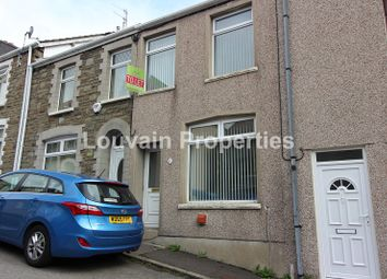 Thumbnail 2 bed terraced house to rent in Argyle Street, Abertillery, Blaenau Gwent.