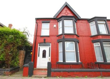 Thumbnail 3 bedroom terraced house for sale in Dudley Road, Mossley Hill, Liverpool