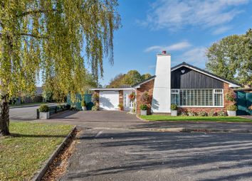 Thumbnail 3 bed detached bungalow for sale in Green Close, Hemingford Grey, Huntingdon