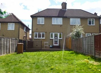Thumbnail 3 bedroom property to rent in Beechcroft Avenue, Croxley Green, Rickmansworth