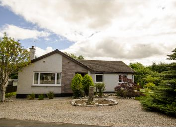 Thumbnail 3 bed bungalow for sale in Newton Park, Inverness