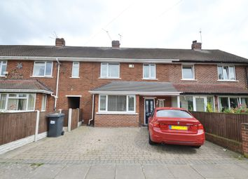 Thumbnail 3 bedroom terraced house for sale in Longfellow Road, Balby, Doncaster