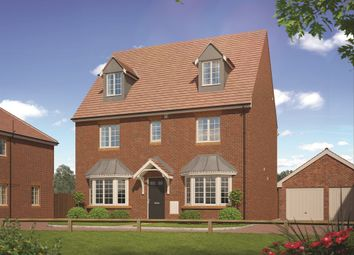 "Thumbnail 4 bedroom town house for sale in ""The Regent"" at Upper Redlands Road, Reading"