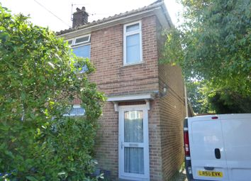 Thumbnail 3 bedroom end terrace house for sale in Earlham Grove, Norwich