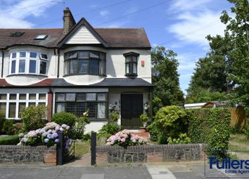 Thumbnail 4 bed end terrace house for sale in Cranwich Avenue, London