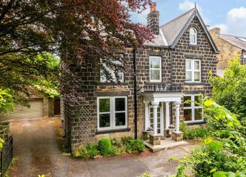 Thumbnail 6 bed link-detached house for sale in Rawdon Road, Horsforth