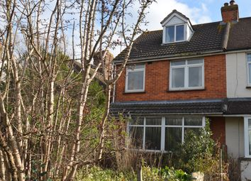 Thumbnail 4 bed semi-detached house for sale in Stockbridge Road, Chichester