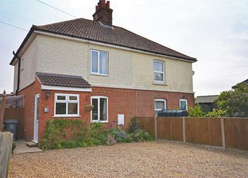 Thumbnail 3 bed property for sale in New Road, Reedham, Norwich