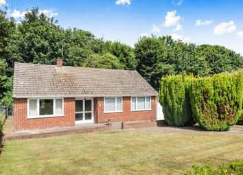 Thumbnail 3 bed bungalow for sale in Martin Dale Crescent, Martin Mill, Dover, Kent