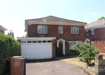 Thumbnail 4 bed detached house for sale in Elms Road, Harrow Weald, Harrow
