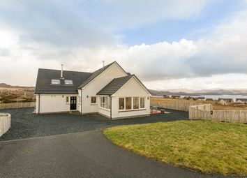 Thumbnail 5 bed detached house for sale in Lonemore, Gairloch