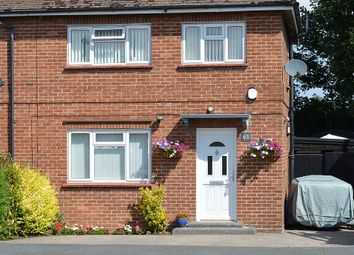 Thumbnail 3 bed semi-detached house for sale in Mullens Road, Egham, Surrey