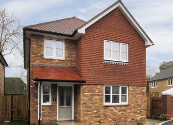 Thumbnail 4 bed detached house for sale in Worth, Crawley, West Sussex