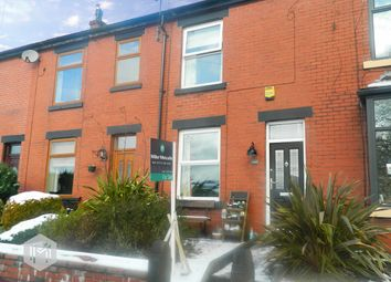 Thumbnail 3 bed terraced house for sale in Bolton Road, Hawkshaw, Bury