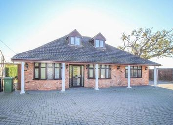 Thumbnail 5 bedroom detached bungalow for sale in Bulkington, Warwickshire