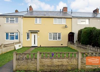 Thumbnail 3 bed terraced house for sale in First Avenue, Brownhills, Walsall