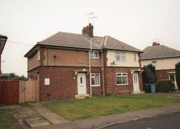 Thumbnail 2 bed semi-detached house for sale in Vernon Road, Chesterfield