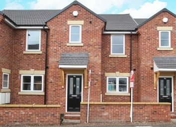 Thumbnail 3 bed town house for sale in Pottery Mews, Barker Lane, Chesterfield