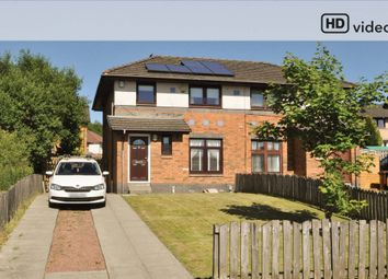 Thumbnail 3 bed semi-detached house for sale in Monymusk Place, Drumchapel, Glasgow