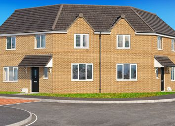 "Thumbnail 3 bed property for sale in ""The Lilly"" at Arnold Lane, Gedling, Nottingham"