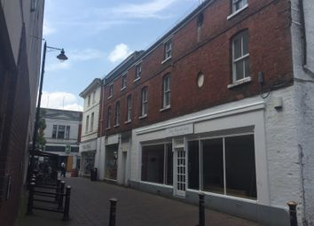 Thumbnail Retail premises to let in 1, Salter Street, Stafford