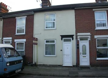 Thumbnail 2 bed terraced house for sale in 9 Bradley Street, Ipswich, Suffolk