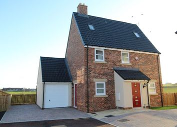 Thumbnail 5 bed detached house for sale in Thill Stone Mews, Mill Lane, Whitburn, Sunderland