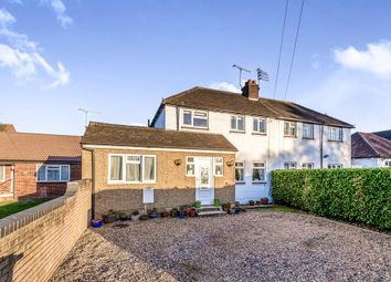 Thumbnail 4 bed semi-detached house for sale in Watling Street, Park Street, St. Albans