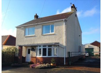 Thumbnail 3 bed detached house for sale in Mile Road, Morpeth