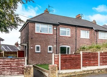 Thumbnail 4 bedroom semi-detached house for sale in Rylstone Avenue, Chorlton, Manchester