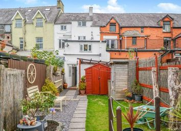 Thumbnail 3 bed terraced house for sale in High Street, Llanberis, Caernarfon