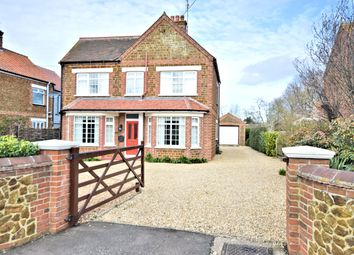 Thumbnail 3 bed detached house for sale in Neville Court, Neville Road, Heacham, King's Lynn
