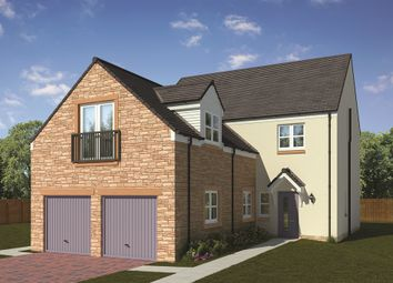 "Thumbnail 5 bed detached house for sale in ""The Melrose"" at Shillingworth Place, Bridge Of Weir"