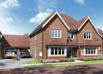 Scholars, Broxbourne, Hertfordshire EN10. 5 bed detached house
