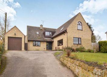 Thumbnail 5 bedroom detached house for sale in Kelmarsh Road, Clipston, Market Harborough, Northamptonshire
