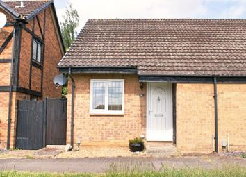 Thumbnail 1 bed terraced house to rent in Knossington Close, Lower Earley, Reading