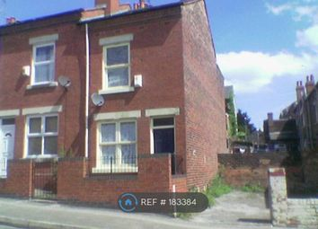 Thumbnail 4 bed end terrace house to rent in Wansfell Rd, Sheffield
