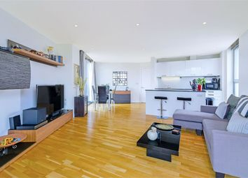 Thumbnail 2 bedroom flat for sale in Queen Of The Isle Apartments, 1 East Ferry Rd, Isle Of Dogs, London
