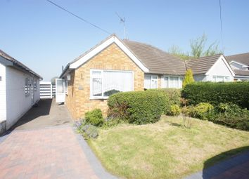 Thumbnail 3 bed semi-detached bungalow for sale in Sewardstone, Sewardstone Road, London
