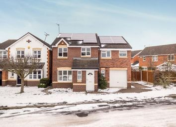 Thumbnail 5 bed detached house for sale in Newall Drive, Chilwell, Beeston, Nottingham