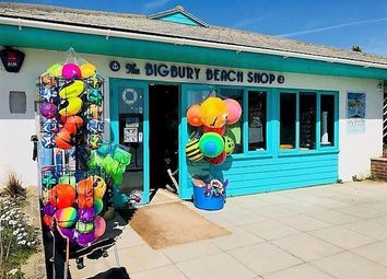 Thumbnail Retail premises for sale in Bigbury On Sea, Devon