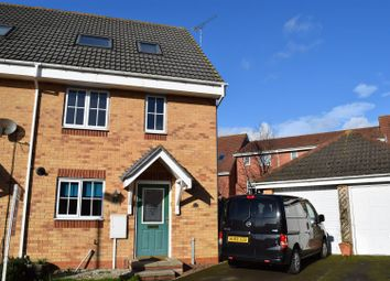 Thumbnail 3 bed town house to rent in Mallard Way, Scawby Brook, Brigg